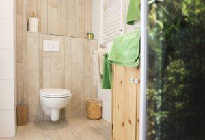 Natuurkamer badkamer B&B Texel De koog
